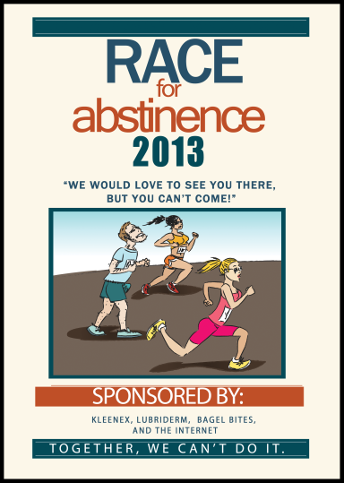 abstinence race